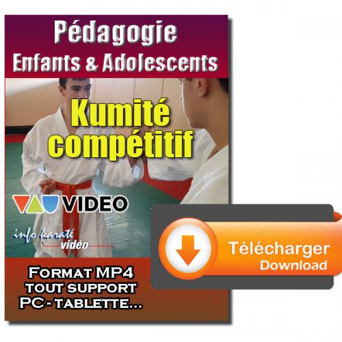 Kumité compétitif pour enfants et adolescents