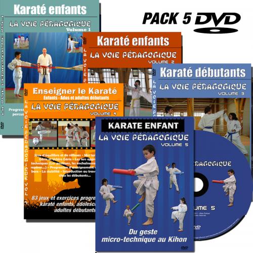 PACK de 5 DVD-el camino de la enseñanza