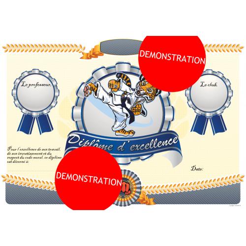 Diplomas de Excelencia