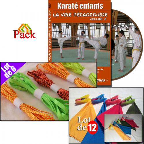 """Pack """"La voie pédagogique Vol.1"""""""